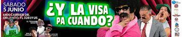 Charly Mata Y La Visa Pa Cuando - Orlando