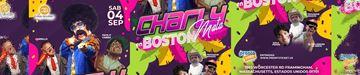 Charly Mata en Boston
