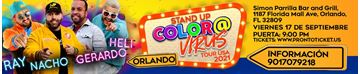 Stand Up Coloravirus