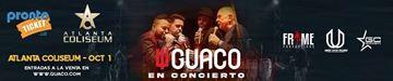GUACO 2021 USA - Atlanta Coliseum (+ 18)